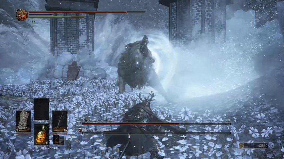 darks-souls-3-ashes-of-ariandel-meister-grabhüter-großwolf-boss-guide-screenshot-3