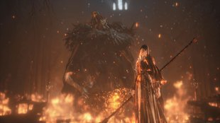 Dark Souls 3 - Ashes of Ariandel: Schwester Friede im Boss-Guide mit Video
