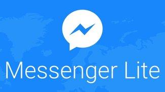 Facebook Messenger Lite vorgestellt: Neue Chat-App reduziert den Akkuverbrauch [APK-Download]
