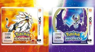 Pokémon Sonne & Mond: Demo leakt die finalen Evolutionen der Starter und viele andere Monster