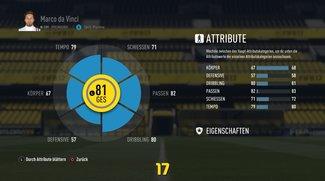FIFA 17: Pro Clubs - schnell Skill-Punkte verdienen