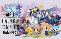 World of Final Fantasy: Die...