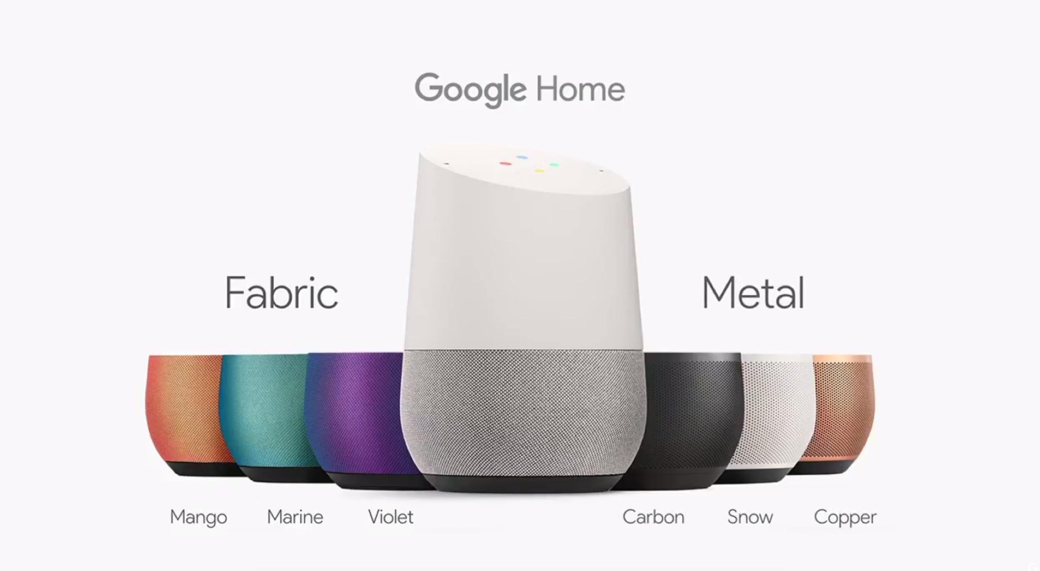 google home deutschland release
