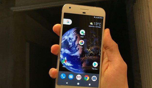 Google Pixel (XL): Tastatur und Telefon-App können heruntergeladen werden [APK-Download]
