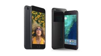 Google Pixel vs. iPhone 7: Kameravergleich der Vorzeige-Smartphones