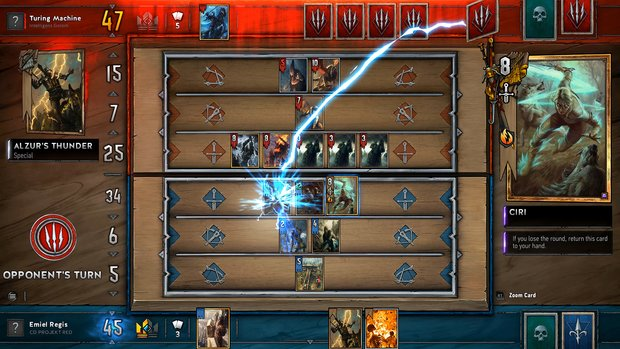 Gwent - The Witcher Card Game: 5 Tipps für die Beta