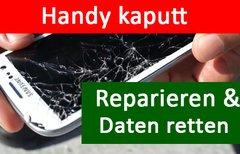 Handy kaputt: Garantie,...