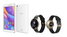 Honor Pad 2 & Honor Watch S1 vorgestellt: Tablet und Smartwatch für den kleinen Geldbeutel