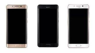 Dual-Edge-Display und Homebutton: Das Huawei Mate 9 kommt uns sehr bekannt vor