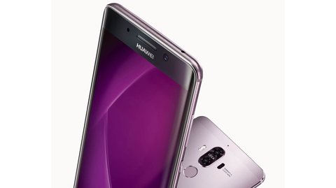 Huawei Mate 9 Pro: Edge-Display, 4-fach optischer Zoom