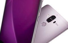 Huawei Mate 9: Renderbild...