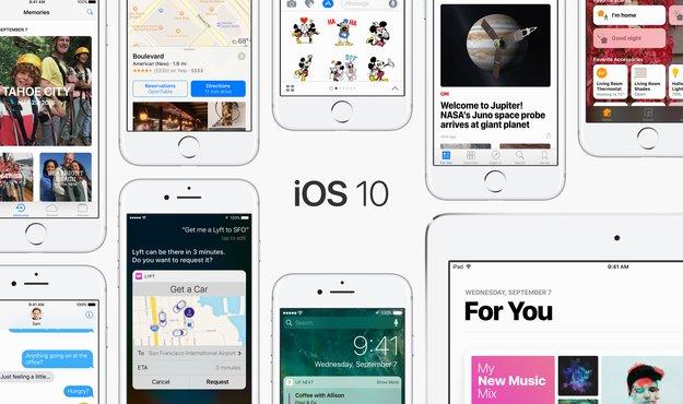 iOS 10.2, watchOS 3.1.1 und tvOS 10.1 sind fertig: Die neuen Features für iPhone und iPad