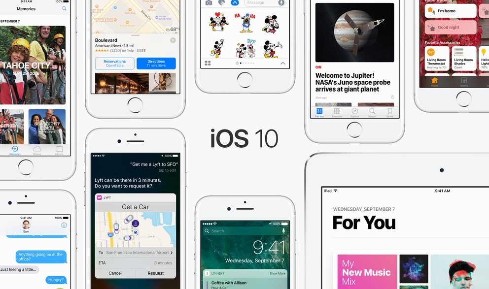 iOS 10.3, macOS 10.12.4 und watchOS 3.2: Vorschau auf die neuen Systeme