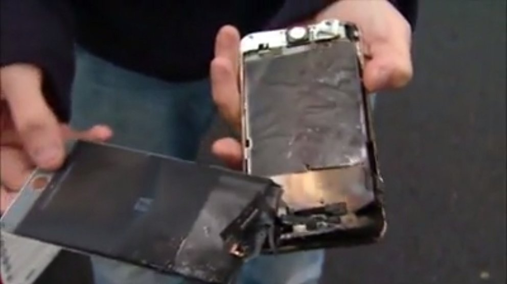 iPhone 6 Plus explodiert