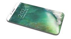 iPhone 8: Gebogenes Edge-to-Edge-Display laut WSJ geplant