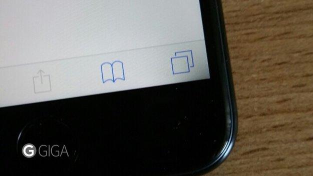 iPhone 7: Gerät zeigt dunklen Fleck auf Bildschirm