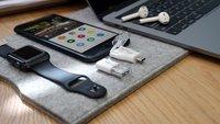 PhotoFast kombiniert microSD-Kartenleser mit USB-C und Lightning