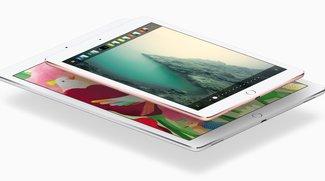 Drei neue iPads für 2017 geplant – teilweise mit neuen Bildschirmgrößen
