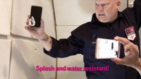 Unboxing mal anders: iPhone 7 in Schwerelosigkeit ausgepackt
