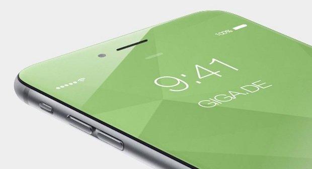 iPhone 8 angeblich mit Gesichtsscanner statt Touch ID