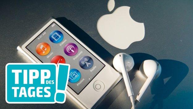 Fünf Tipps für den iPod