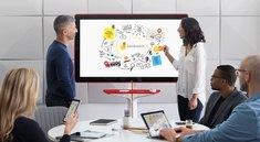 Google präsentiert High-Tech-Tafel Jamboard