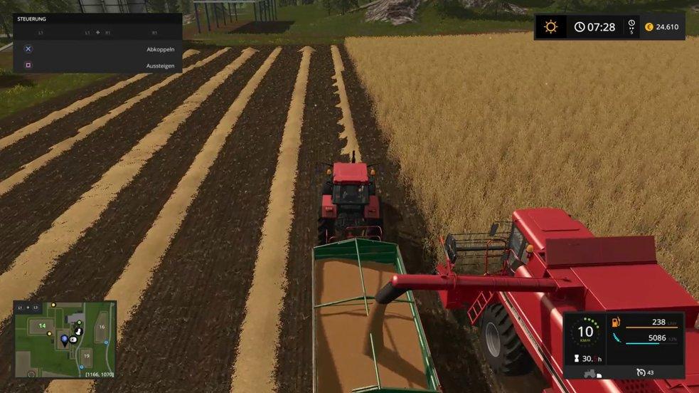 Landwirtschafts-Simulator 17: Tipps zu Ackerbau, Forstwirtschaft und Viehzucht