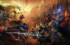 Leagues of Legends:...