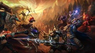 League of Legends: Drache eröffnet das Finale der Weltmeisterschaft
