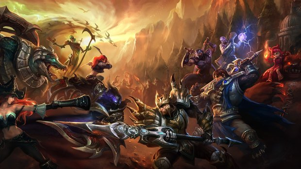 League of Legends: Selbst die Minions vermögen den Lauf des Matches zu verändern