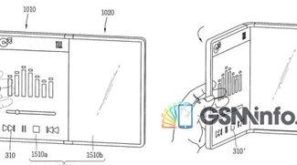LG erhält Patent für Gerät mit faltbarem und transparentem Display