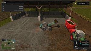 Landwirtschafts-Simulator 17: Gras, Heu, Stroh und Häckselgut sammeln und nutzen