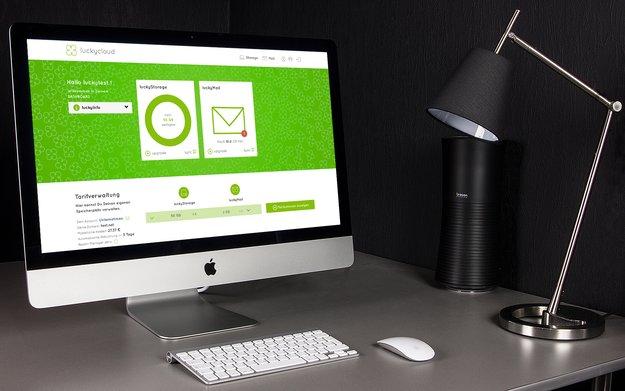 Dropbox-Alternative luckycloud bietet höchste Sicherheit und Transparenz