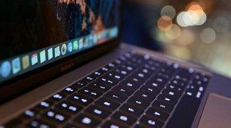 MacBook Pro ohne Touch Bar: SSD-Modul austauschbar