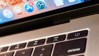 Powerbutton überflüssig: MacBook Pro startet mit Aufklappen