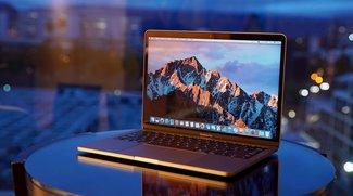 MacBook Pro 13 Zoll von 2016 im Test: Hohe Qualität, hoher Preis
