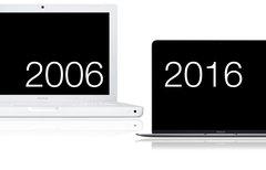 Die Geschichte des MacBook: 10...