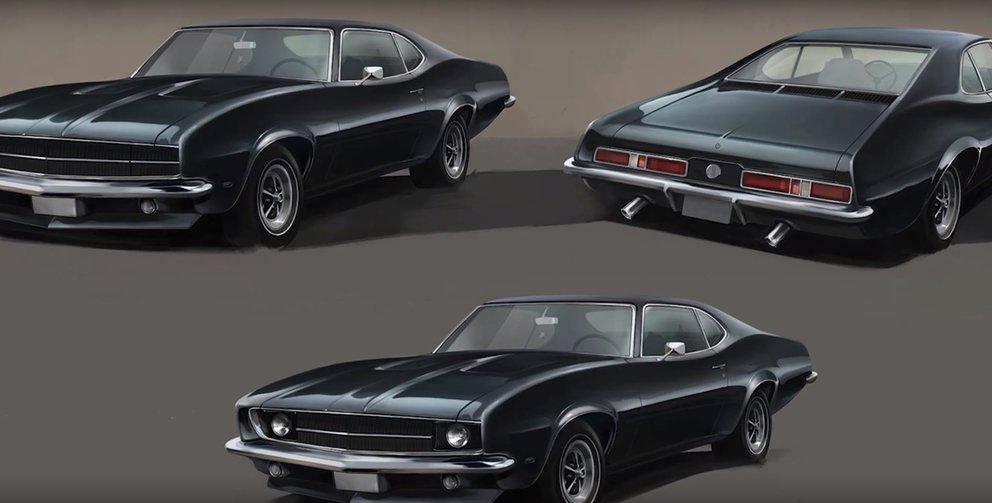 Die Fahrzeuge von Mafia 3 versetzen uns in die späten 1960er.
