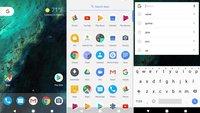 Google Pixel Launcher jetzt im Play Store zum Download