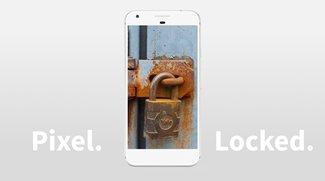 Meinung: Der gesperrte Bootloader im Google Pixel (XL) bringt uns zurück in dunkle Zeiten