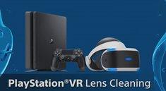 PlayStation VR reinigen: So säubert ihr Linsen und Headset richtig
