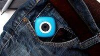 Podo Kamera begeistert Kickstarter: Haftet einfach überall