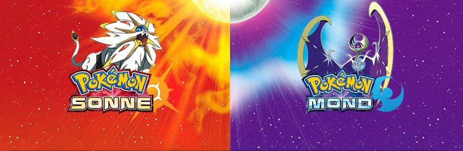 Pok&eacute&#x3B;mon Sonne &amp&#x3B; Mond