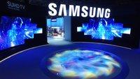 Samsung-Quartalszahlen: Gewinn bricht um 30 Prozent ein