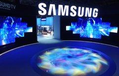 Samsung-Quartalszahlen: Gewinn...