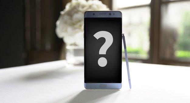 Akku-Affäre: Stampft Samsung die Note-Serie nun komplett ein?