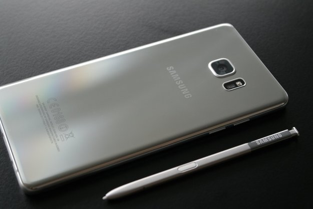 Samsung Galaxy Note 7: Brandursache durchgesickert
