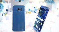 Samsung Galaxy S7 edge in Blue Coral: Stylische Farbvariante bald in Deutschland erhältlich