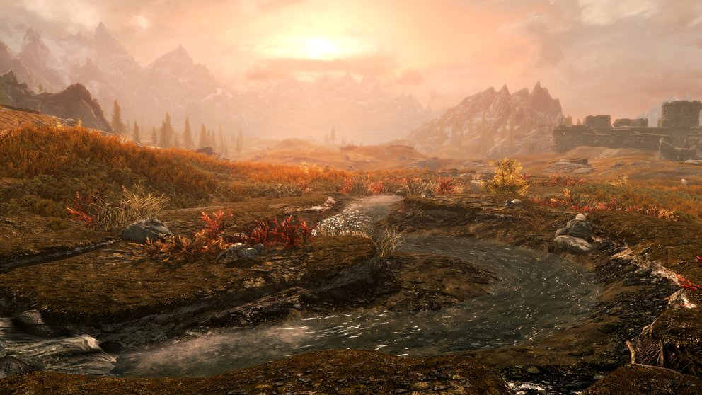 So schick sieht die Special Edition von Skyrim aus.