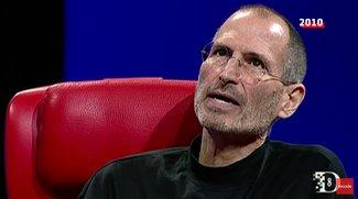 Betthupferl: Zusammenschnitt von Steve-Jobs-Interviews